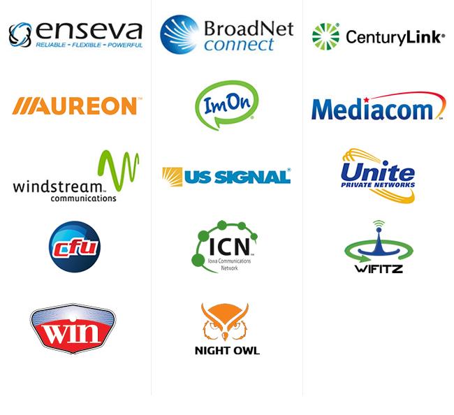 Hiawatha-Network-Providers