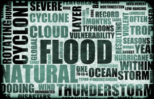Flooding, disaster, disaster recovery